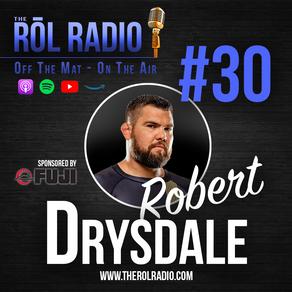 #30 Robert Drysdale