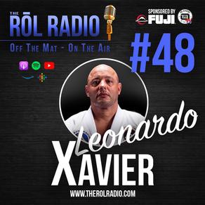 #48 Leonardo Xavier
