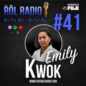 #41 Emily Kwok