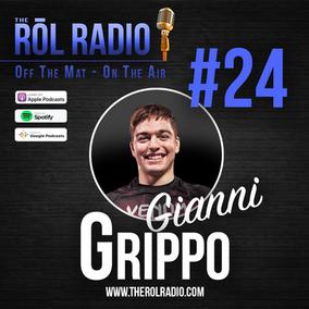 #24 Gianni Grippo