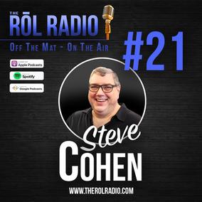 #21 Steve Cohen