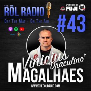 #43 Vinicius Draculino Magalhaes