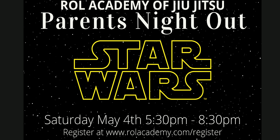 Parents' Night Out - StarWars