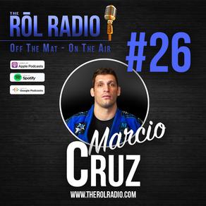 #26 Marcio Cruz