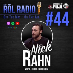 #44 Nick Rahn