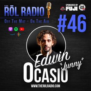 "#46 Edwin ""Junny"" Ocasio"