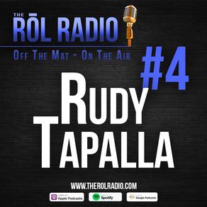 #4 Rudy Tapalla
