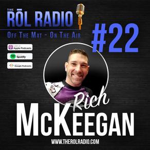 #22 Rich McKeegan