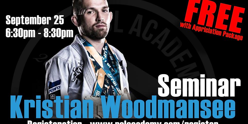 Kristian Woodmansee Seminar