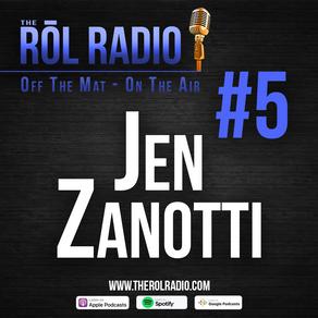 #5 Jen Zanotti
