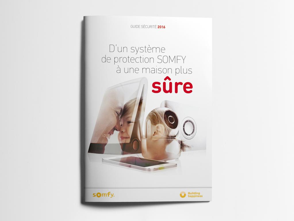 SOMFY - Catalogues produits 2016