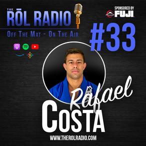 #33 Rafael Costa
