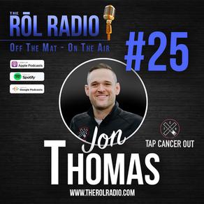 #25 Jon Thomas