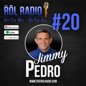 #20 Jimmy Pedro