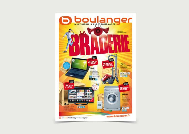 BOULANGER - Edition