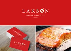 LAKSON - LOGO