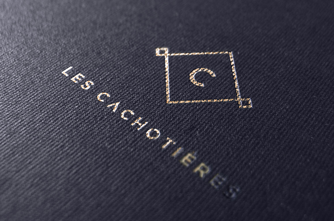 LES CACHOTIERES - Logotype