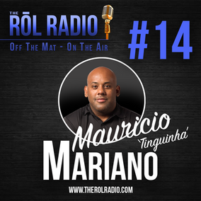 "#14 Mauricio ""Tinguinha"" Mariano"