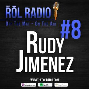 #8 Rudy Jimenez