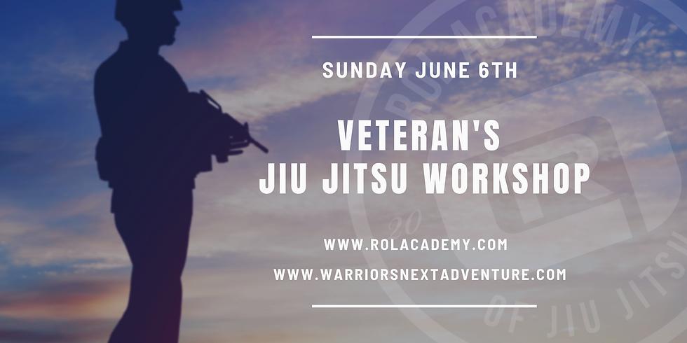 Warriors Next Adventure Workshop