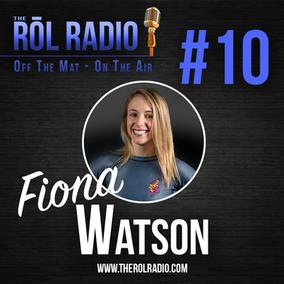#10 Fiona Watson