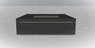 Modern Iron U0026 Concrete Fire Table