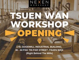 Important Announcement🔥Tsuen Wan branch is now officially open! 🎉