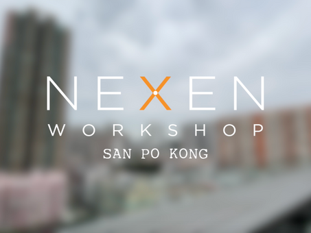 Our San Po Kong Workshop is ready for you!