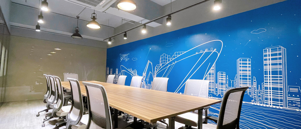 Conference Room of Kwai Hing Nexen Workshop