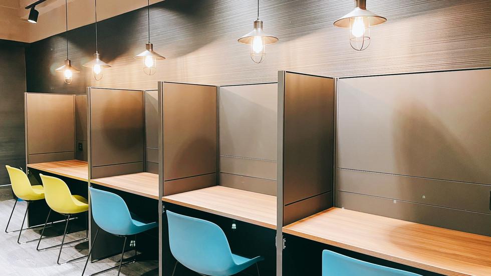Hot Desks