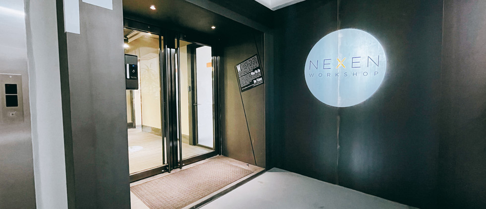 Nexen Workshop San Po Kong Coworking Space in HK