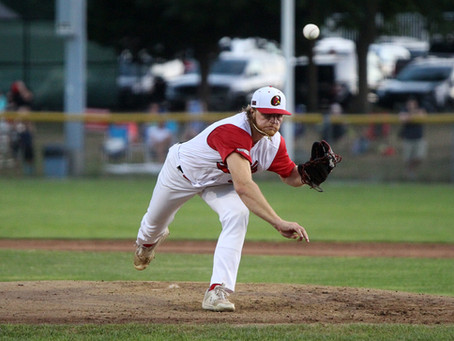 Orleans claims final home matchup of the year 1-0 in a complete pitching effort at Eldredge