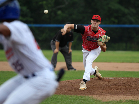 Fog cuts contest in Hyannis short, but not before the Firebirds top the Harbor Hawks 11-6
