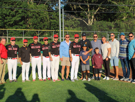 Through 20 summers on the Cape, Nicholson reflects on two decades of baseball bliss