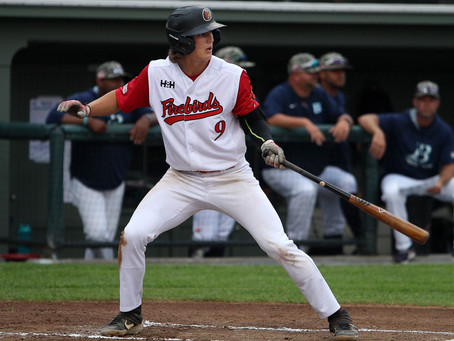 Led by Keaschall's hot bat, Orleans sneaks past Brewster in a thriller 8-6