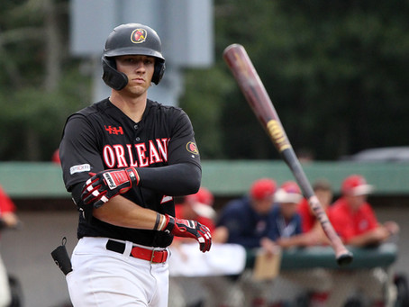 Orleans stays unbeaten in season series against Harwich, tying the Mariners 2-2 on Tuesday