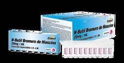 N-BUTIL BROMURO DE HIOSCINA