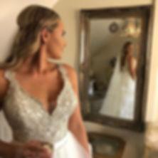 Our breathtaking bride _kendahlmagree 💍