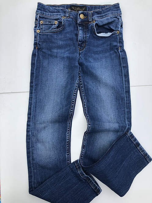 Jeansbroek Finger in the Nose blauw