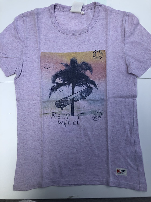 T-shirt American Outfitters KM palm