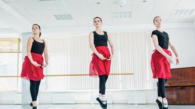 Балет для девушек Новосибирск