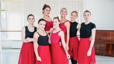 Балет для взрослых Новосибирск