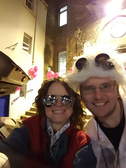 Toby's 1st Magical Ball 2016-03-05