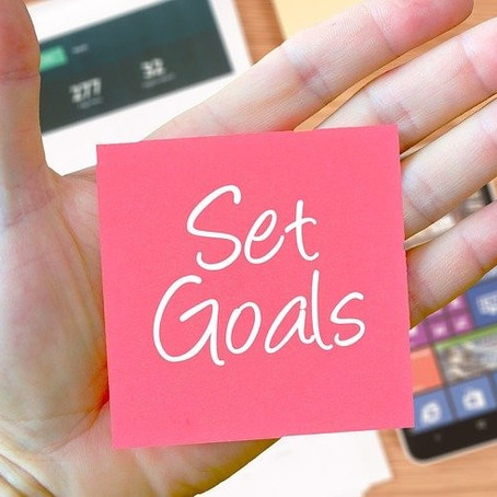 Creating goals for success