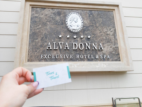 Инспекция Alva Donna Exclusive Hotel & Spa 5* Турция
