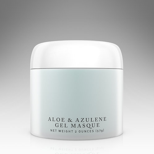 Aloe & Azulene Gel Masque 2oz