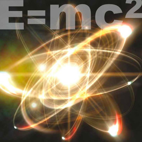 E = mc2 ...spiritually speaking