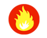 fire/passion icon