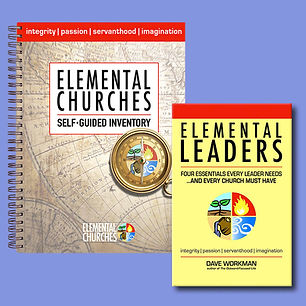 Square pix of Elemental Churches Self Gu