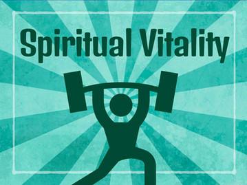 Spiritual Vitality...and Age